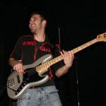 John, bassiste de DrNo