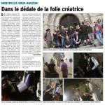 Le Dauphiné Libéré, 9 septembre 2014