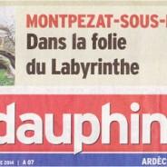 Le Dauphiné Libéré en septembre