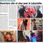 Dauphiné Libéré 23 août 2015