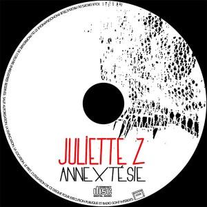 Sortie de l'album de Juliette Z